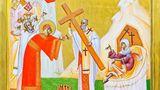 Calendar ortodox 6 martie 2021. Aflarea Sfintei Cruci. Rugăciune puternică pentru iertarea de păcate şi ieşirea din orice necaz