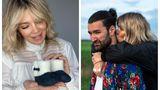 Gina Pistol a publicat primele imagini cu camera fetiței. Prezentatoarea TV, la un pas de naștere