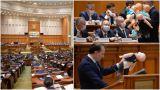 Camera Deputaţilor şi Senatul votează în plenul reunit BUGET 2021. Ce aşteaptă premierul Cîţu LIVE VIDEO