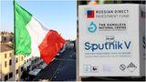Italia, prima ţară din UE care va produce vaccinul Sputnik V