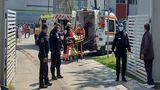 INCENDIU la spitalul din Slatina! Flăcările au izbucnit la Secţia de Psihiatrie. Șase pacienți intoxicați