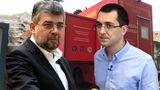 """Marcel Ciolacu: """"Vlad Voiculescu şi Raed Arafat au ştiut că nu funcţionează tirul în care au murit trei oameni"""""""