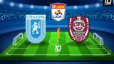 Craiova – CFR Cluj 0-0. S-au decis echipele din play-off!
