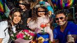 Pepe şi Raluca Pastramă, ÎMPREUNĂ la două luni de la divorţ. Cum au fost surprinşi cei doi alături de fiicele lor
