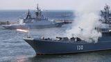 Rusia provoacă SUA. Manevre militare în Marea Neagră, înainte de sosirea navelor de război americane, 25.000 de soldaţi ruşi au fost trimişi în Crimeea