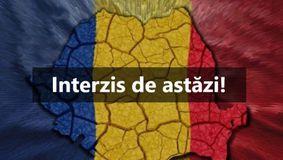 Este total interzis de 1 martie. Ce trebuie să ştie românii. Este complet ilegal