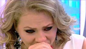 Mirela Vaida, în lacrimi la Antena 1! A plâns în direct. Ce s-a întâmplat cu prezentatoarea