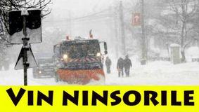 Vremea se strică iar în România! Prognoza meteo ANM! Vine iar iarna, avertisment de la meteorologi