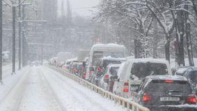 Se întoarce iarna în România! Cod Galben de ninsori! Avertisment de ultimă oră de la ANM