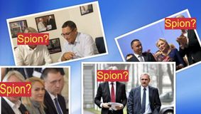 """Exploziv. Am aflat numele """"spionului rus""""! Florin Cîțu acuză un fost ministru din guvernele Ponta și Dăncilă!"""