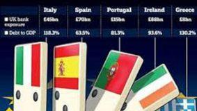 Urmează un val întârziat de falimente? UE intră în al II-lea val al recesiunii