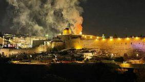 Credincioșii sunt îngenuncheați. Incendiu catastrofal în toiul nopții. VIDEO