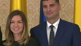 Simona Halep s-a cununat în secret cu Toni Iuruc. FOTO