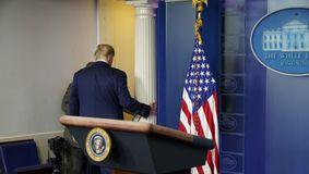 Discursul de adio al lui Donald Trump. Ce a spus fostul președinte al SUA