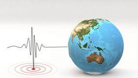Seism puternic de 7.3 s-a produs în urmă cu câteva momente. La fel ca seismul din 77