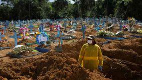 "Situatie disperata in Brazilia: ""Suntem intr-o stare de dezastru total … ca o tara care este in razboi – si a pierdut"""