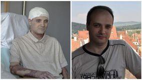 Medicul erou de la Neamț, de nerecunoscut la 4 luni de la incendiu