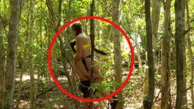 Cuplu bombă la Survivor! Au fost prinşi în pădure, în timp ce se...