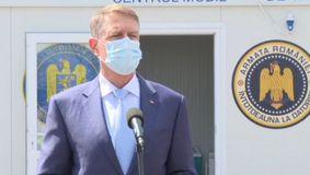 LIVE VIDEO Klaus Iohannis, anunț important despre campania națională de vaccinare