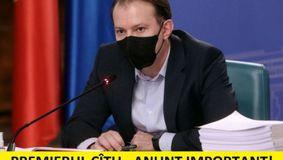 Negocieri fără rezultat după prima ședință a coaliției de guvernare! Florin Cîțu pune presiune asupra USR PLUS pentru a numi un ministru al Sănătății