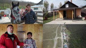 Exclusivitate națională! Înregistrare telefonică incendiară cu Sergiu, tăticul călăreț de la Iași, după mega-scandalul iscat de vânzarea casei cumpărate din donații. Ce zice despre Cătălin Moroșanu, vedeta care i-a fost alături – FOTO-VIDEO