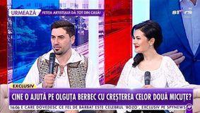 """Olguța Berbec, declarații emoționante la Antena Stars, după ce a devenit mămică a doua oară: """"Sunt mai relaxată"""" / VIDEO"""