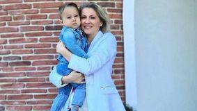 Fiul cel mic al Mirelei Vaida împlinește 2 ani. Ce mesaj emoționant i-a transmis prezentatoarea de la Acces Direct! / FOTO