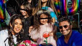 Raluca Pastramă și Pepe, din nou împreună la două luni de la divorț. Cum s-au afișat cei doi alături de fiicele lor