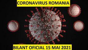 Coronavirus in Romania, 15 mai 2021. Numarul de noi cazuri de COVID-19 este in scadere! Toate judetele sunt in scenariul verde! Care este situatia in sectiile ATI?