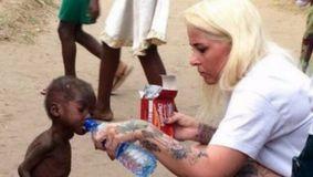 Cum arată dupa 5 ani de zile copilul din Africa salvat de la moarte! INCREDIBIL cât a crescut