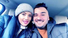 """Liviu Guță divorțează pentru a doua oară, după doar 1 an de căsnicie cu Roxana: """"Nu mă lăsa să mă duc la copii"""". Artistul se va muta cu chirie"""