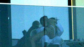 Sângele a dat în clocot la Olimp. Vedeta și celebrul ei iubit, prinși iubindu-se pe balcon