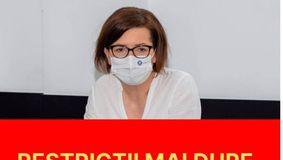 Lovitură grea pentru români. Ministrul Sănătății anunță revenirea la restricții. Ce se va întâmpla dacă numărul îmbolnăvirilor va crește