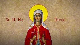 Calendar Ortodox 24 septembrie 2021. Este pomenita sfânta care și-a apărat fecioria până la moarte