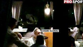 FOTO. Filmați când nu se așteptau: milionarii Cosmin Olăroiu și Gino Iorgulescu, întâlnire secretă cu Vali Vijelie!