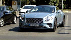 Fiica lui Gigi Becali, gest incredibil!  Ce a făcut cu Bentley-ul de 250.000 de euro cumpărat de miliardar