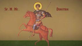Calendar Creștin Ortodox 26 octombrie 2021. Este sărbătoare cu cruce roșie: Sfântul Mare Mucenic Dimitrie, Izvorâtorul de mir