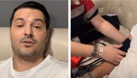 Liviu Vârciu a avut nevoie de intervenția medicilor! Ce a pățit prezentatorul TV / FOTO