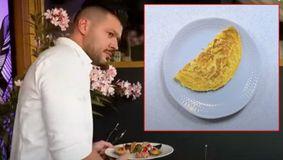 Interzis săracilor! Cât costă o omletă în restaurantul lui Victor Slav din București