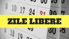 Mini-vacanţă pentru români: Vom acasă cu toţii!  Câte zile vom avea libere?