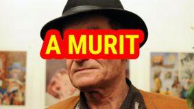 Vestea ȘOC a momentului în România: A murit și el... Un mare artist...