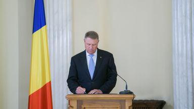 Iohannis a promulgat legea iniţiată de USR care simplifică procesul de înfiinţare a ONG-urilor