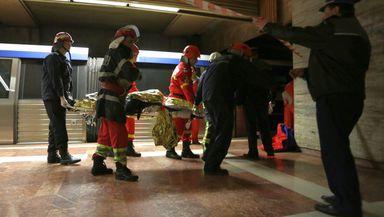 Tentativă de suicid la metrou. Circulaţie îngreunată pe M3