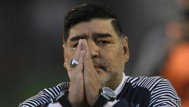 Ultimele cuvinte ale lui Maradona. Ce a făcut înainte să moară
