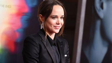 """Ellen Page, îndrăgita actriță din """"X-Men"""", """"Juno"""" sau """"Inception"""", a anunțat că e transgender. În urmă cu câțiva ani era în topul celor mai frumoase femei din lume"""
