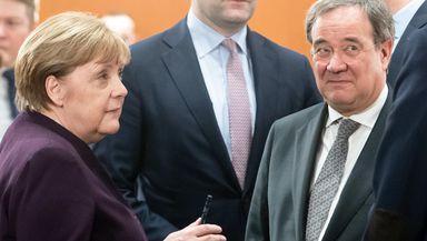 """A fost ales succesorul Angelei Merkel. I se spune """"Armin al turcilor"""", iar din septembrie ar putea fi noul cancelar al Germaniei"""