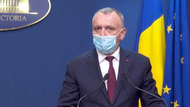 Sorin Cîmpeanu: Personalul din învățământ este cea mai numeroasă categorie care s-a programat pentru vaccinare