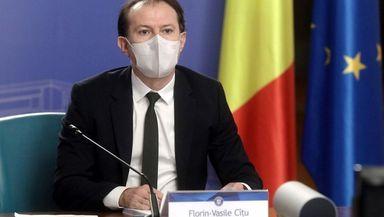 """Florin Cîţu, mesaj dur despre aplicarea de noi restricţii. """"Oamenii au început să se relaxeze şi să nu mai poarte mască. Va trebui să luăm înapoi unele dintre relaxări"""""""