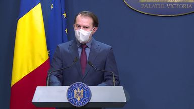 """Florin Cîțu, despre bugetul pe 2021: """"Nu avem cum să spunem că este un buget mic. E mai mare decât anul trecut"""""""
