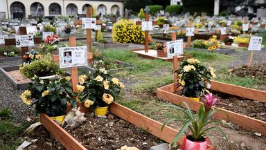 Italia a înregistrat cel mai mare număr de morţi, după Al Doilea Război Mondial. Coronavirusul a aruncat în aer vechile statistici